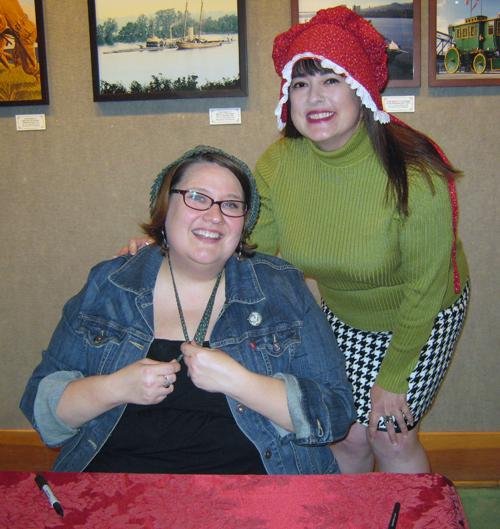 Post 8: Meeting Wendy McClure!